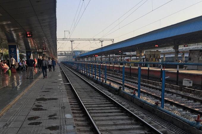 Indian railways stories