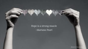hope is a strong muscle